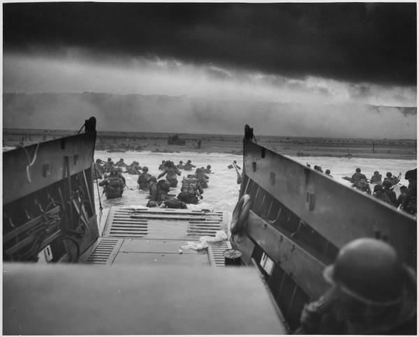 В честь какого бога была названа операция по высадке союзников в Нормандии в 1944 году?