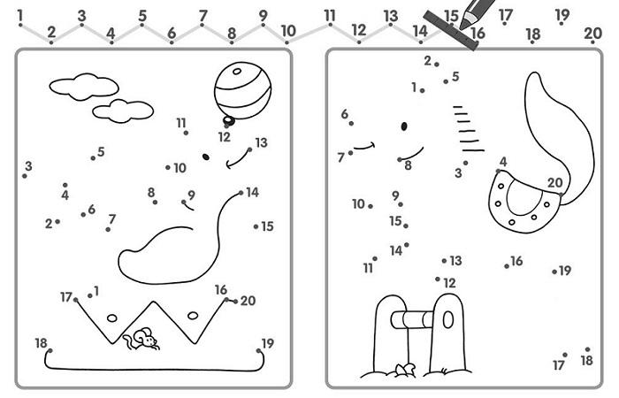 Математика для дошкольников 6 7 лет задания