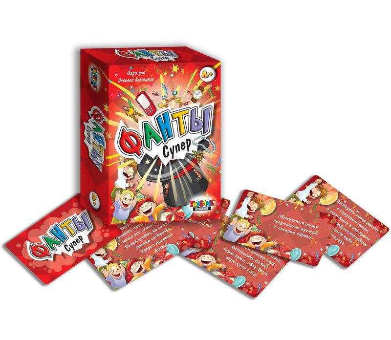 Словесная игра Фанты: правила игры, обзор настолки или как играть