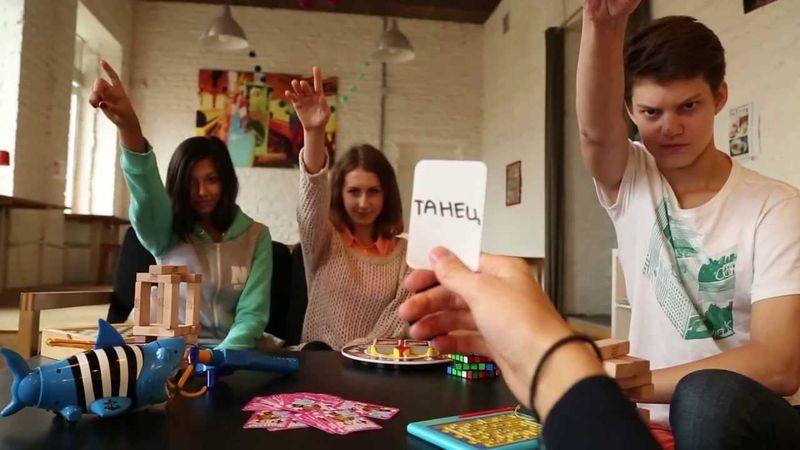 Игра фанты для веселой компании
